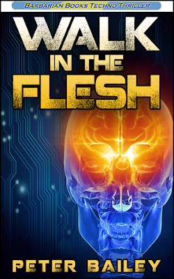 Book Review, Walk in the Flesh, Peter Bailey, InToriLex