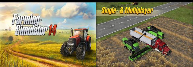 Farming Simulator 14 v1.4.0 MOD APK (Unlimited Money)