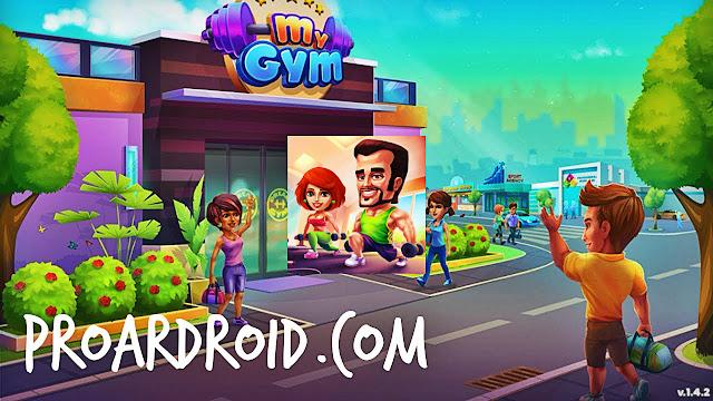 لعبة My Gym: Fitness Studio Manager v3.2.2324 مهكرة كاملة للاندرويد (اخر اصدار) logo