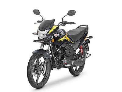 2017 Honda CB Shine SP image