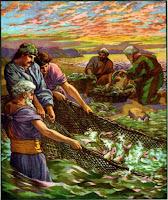 6. Catching 153 Fish