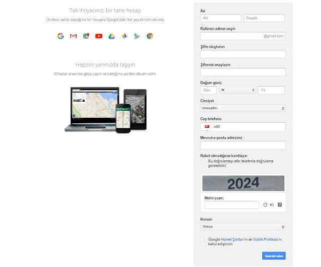 gmail-nasil-acilir