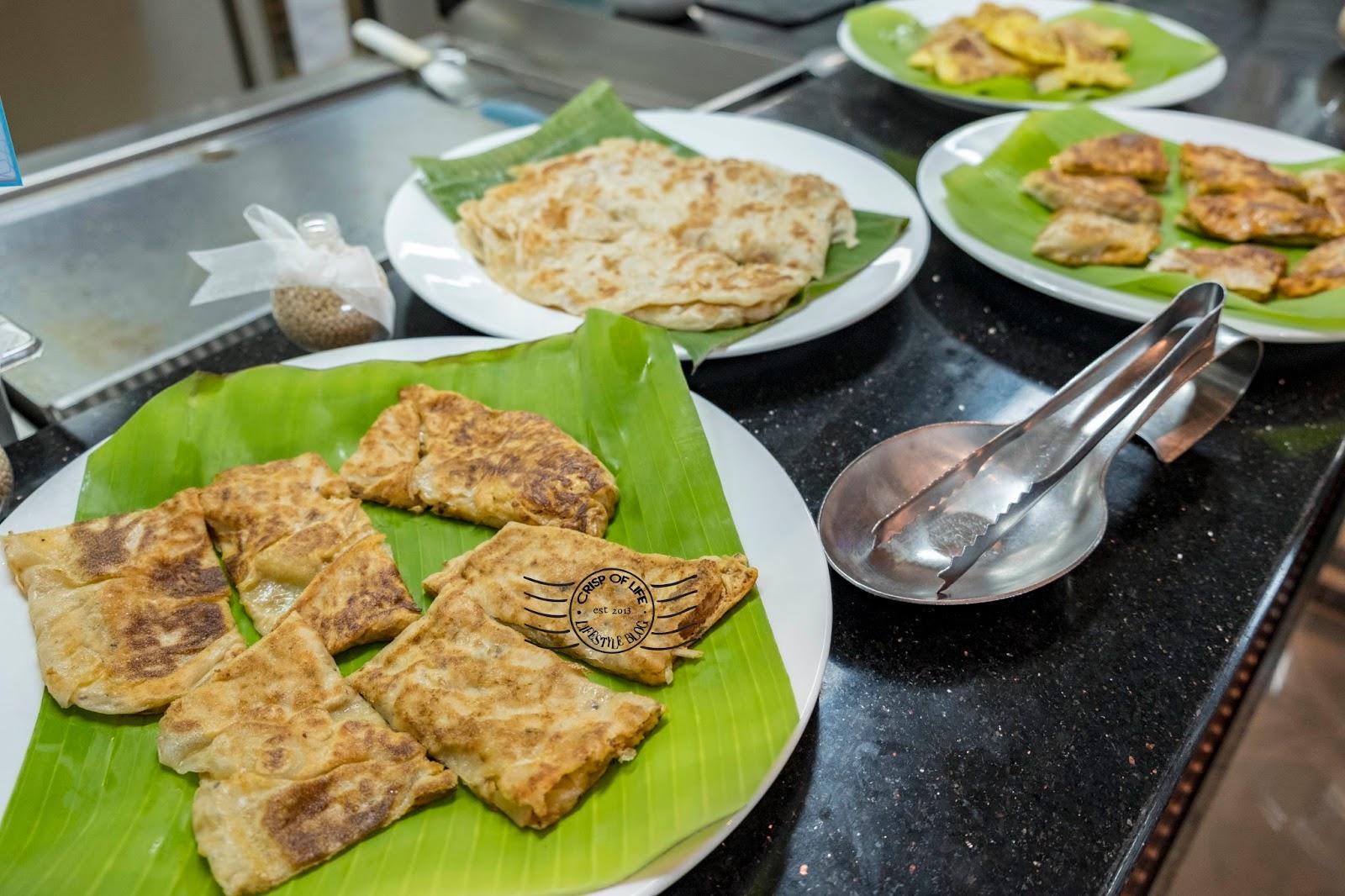 Mutiarasa Ramadan Buffet Dinner 2018 & Juadah Qash'ah The Light Hotel Penang