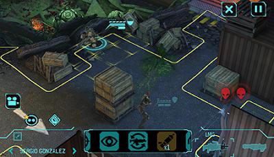 XCOM: Enemy Within Apk Screenshot