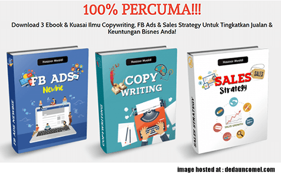 Ebook Marketing dan Copywriting