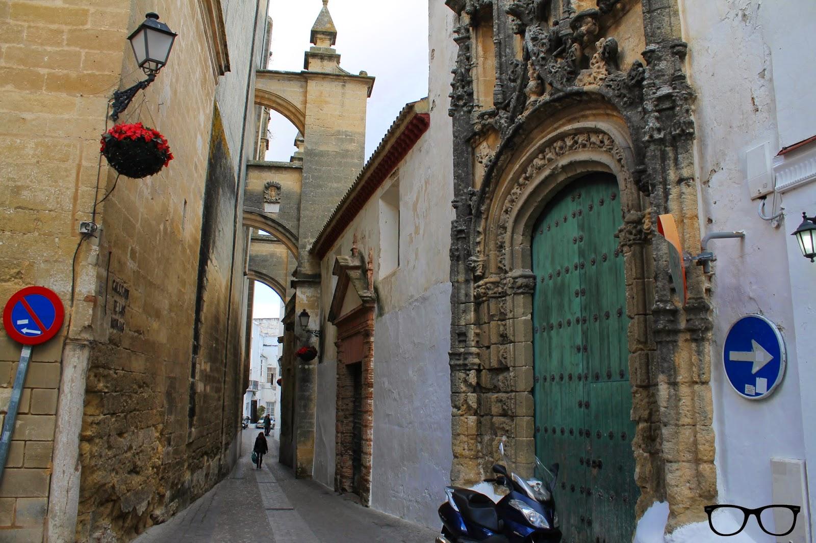 Calle Convento de la Encarnación