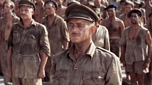 Alec Guinness and British prisoners