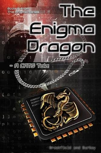 The Enigma Dragon by Breakfield and Burkey – Guest Post and Giveaway