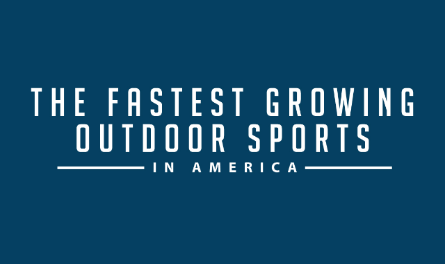 The Fastest Growing Outdoor Sports In America