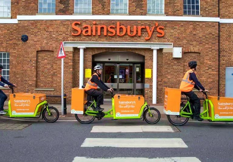 bicicleta electrica cargo europa