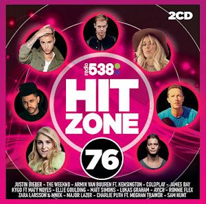 CD 538 Hitzone 76 (2016)