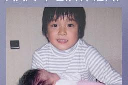 HAPPY Birthday Asahi #Asahi