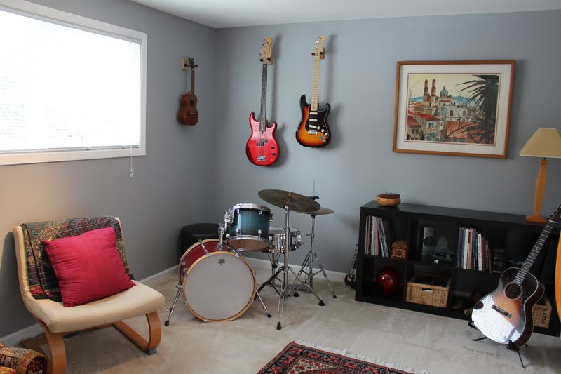 The Purpose Was As A Man Cave Music Room Super Fun Yet Not Extremely Practical