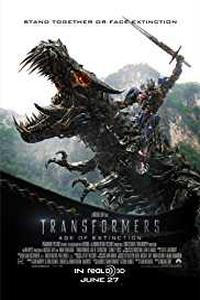Transformers Age of Extinction (2014) (English) 720p & 1080p & 3D