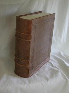 Large Book Urn