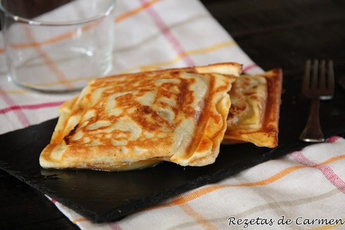 Empanadillas de carne en sandwichera (sin horno)