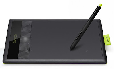 Wacom Bamboo CTH 470 Pen and Touch