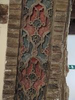 Decoración arco Casa del Doncel Sigüenza