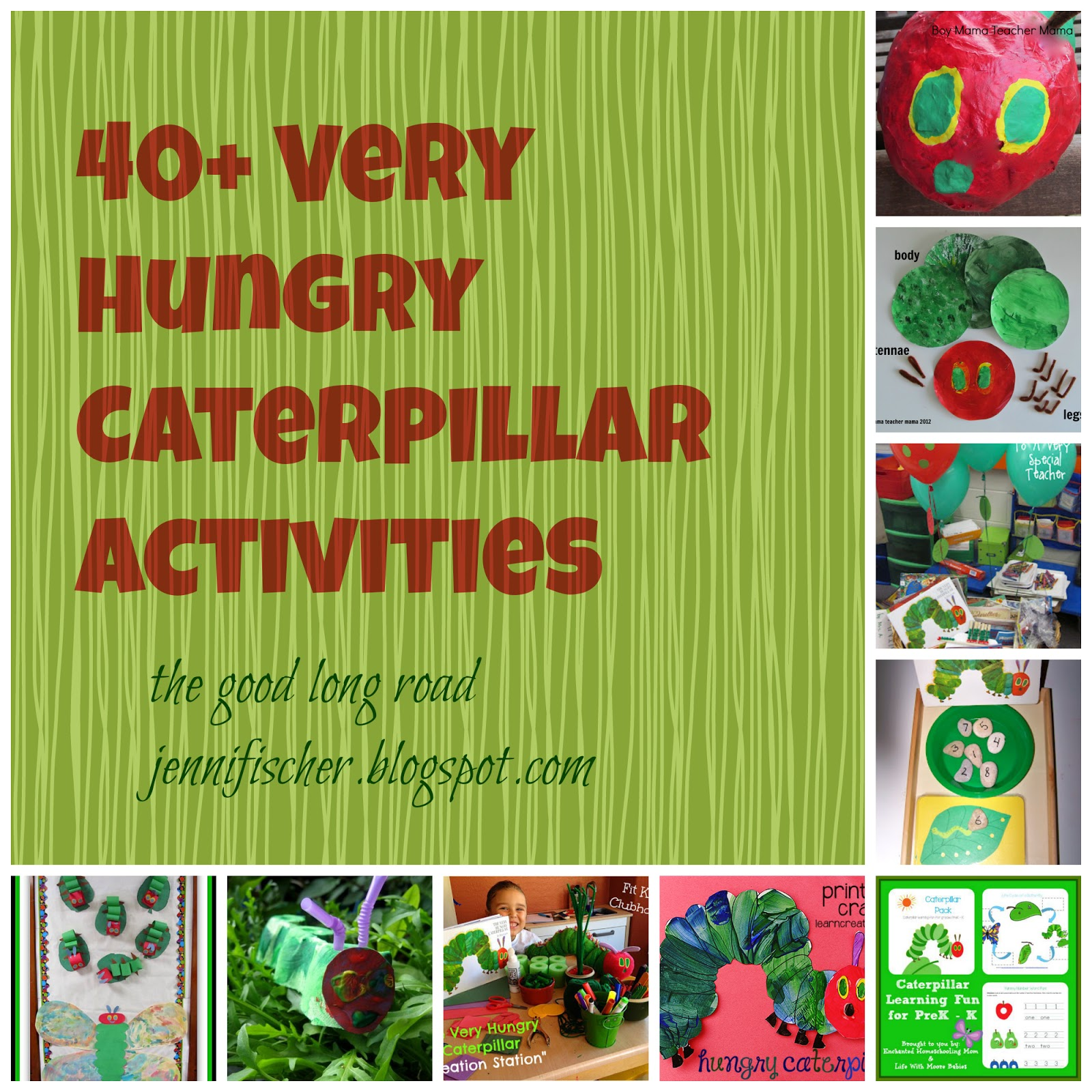 The Good Long Road Happy Birthday Eric Carle We Re Doing A Very Hungry Caterpillar Virtual