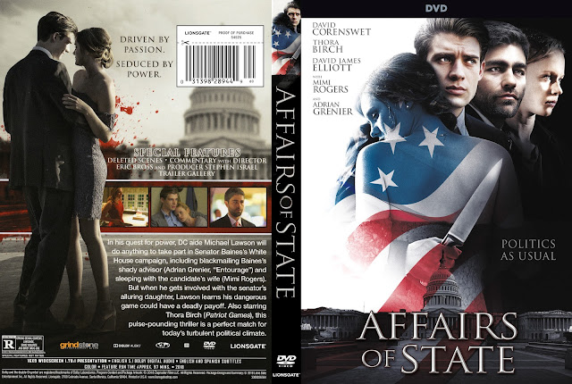 Affairs of State DVD