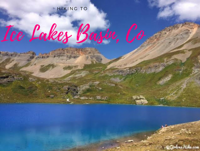 Hike Ice Lakes Basin, Colorado