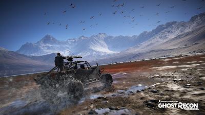 Ghost Recon Wildlands Game Screenshot 4
