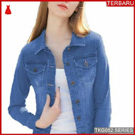 BJK52J31 Jaket Jeans Washed Murah di BMGShop