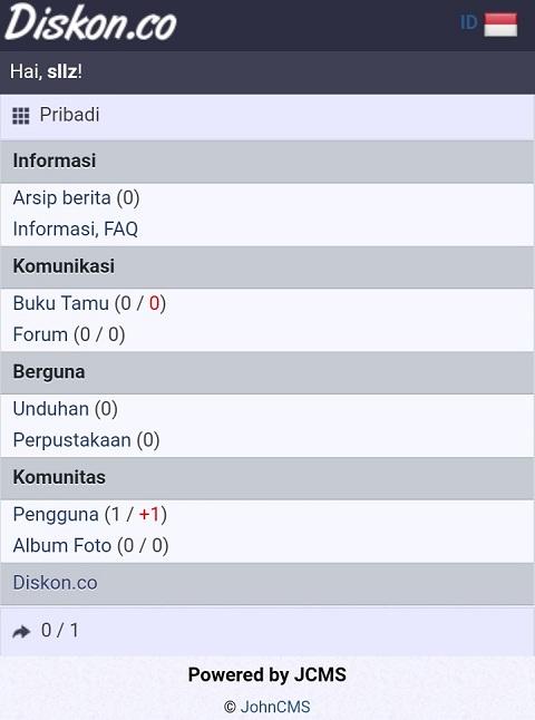 JCMS 7 Bahasa Indonesia
