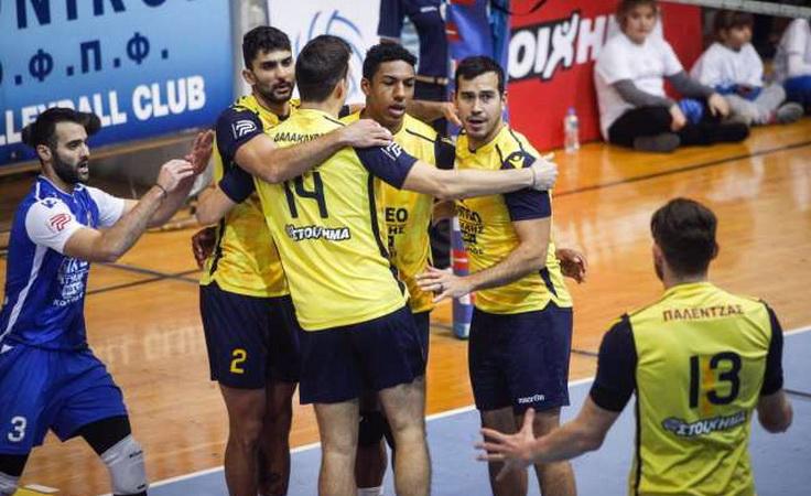 Ο Παμβοχαϊκός 3-1 τον Εθνικό Αλεξανδρούπολης