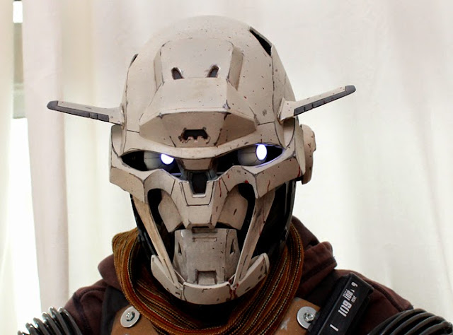 hunter cosplay destiny
