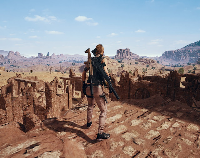 PlayerUnknown's Battlegrounds Multiplayer Game is one of the most popular game in 2018 on PC and mobile devices