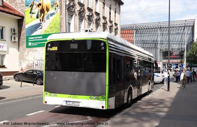 Solaris Urbino 12 electric, MPK Kraków