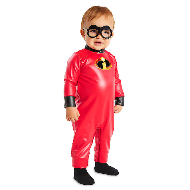The Incredibles 2 costumes, Halloween costumes