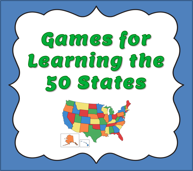 How to Memorize all 50 States, their Locations, and their ...