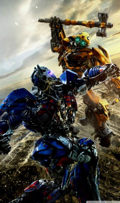 Bumblebee Optimus Prime Transformers 3 Wallpaper Kingdom Wallpapers
