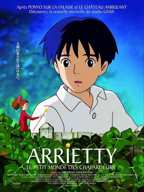 Thế Giới Tý Hon (thuyết minh) - The Secret World of Arrietty