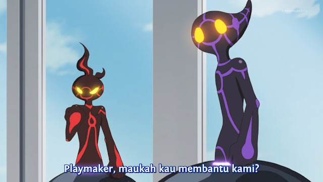 Yu-Gi-Oh! Vrains Episode 50 Subtitle Indonesia