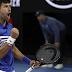 «Βασιλιάς» στο αυστραλιανό Open ο Νόβακ Τζόκοβιτς