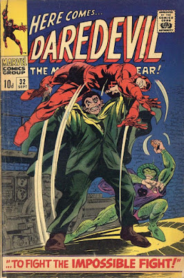Daredevil #32, the Cobra and Mr Hyde