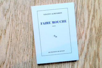 Lundi Librairie : Faire mouche - Vincent Almendros