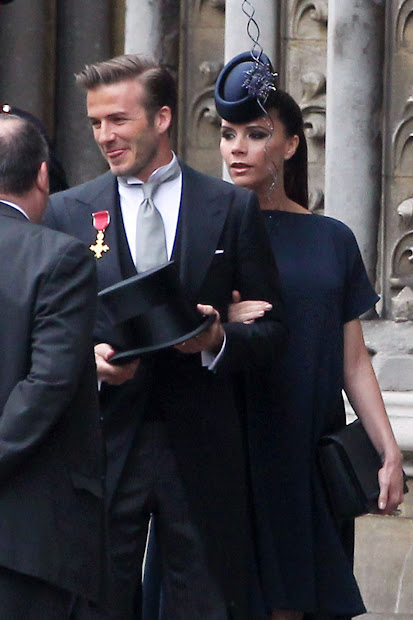 Of Victoria & David Beckham Royal Wedding Prince William