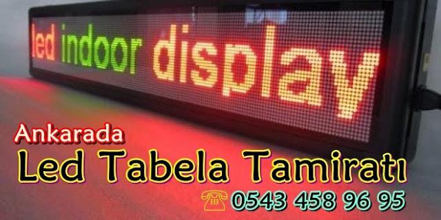 Led Tabela Tamiri