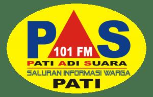 Radio PAS FM 101 Pati Jawa tengah