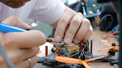 10 Cara Dasar Memperbaiki Drone Yang Tidak Bisa Terbang