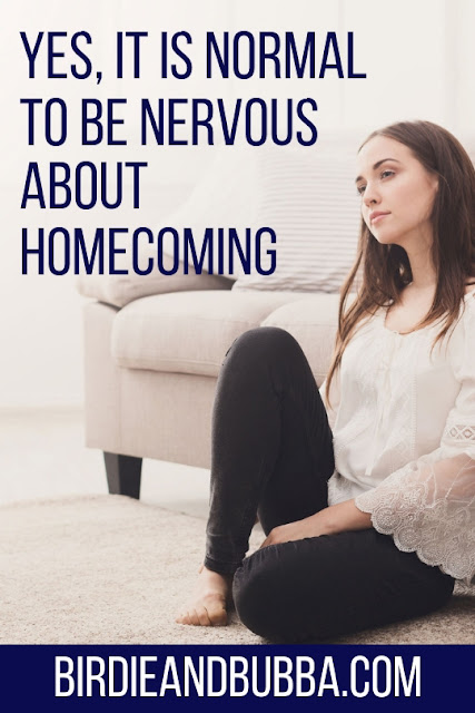 Yes, It Is Normal To Be Nervous About Homecoming
