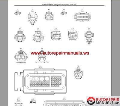 Free auto repair manual toyota camry 2015 workshop manual on 2015 wiring diagram le toyota camry 2000 Camry Wiring Diagram Toyota Camry Control Diagram