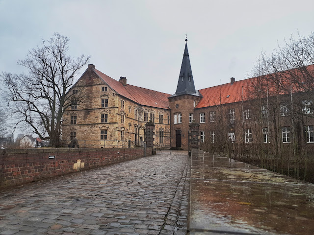 Burg Lüdinghausen in Münsterland