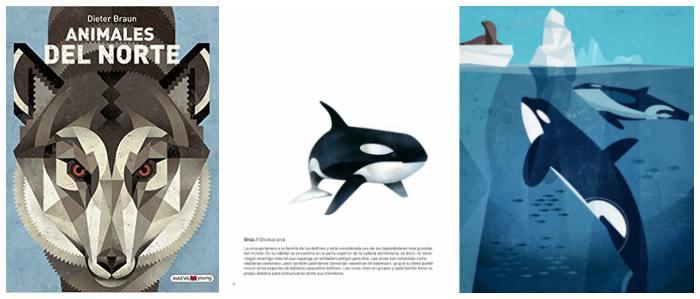mejores cuentos infantiles 5, 6, 7, 8 años, libros recomendados animales del norte