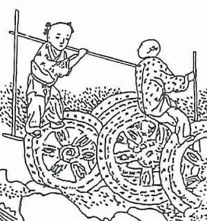 QIXI : De la légende au traité d'alchimie interne  Enfants