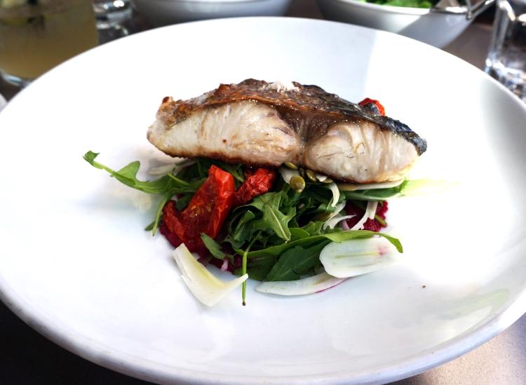seafood restaurant, Garfish, Manly, Sydney, Australia, Euriental
